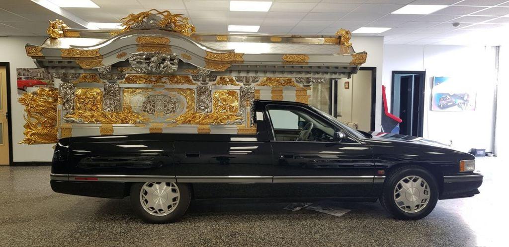 Cadillac Seville corbillard