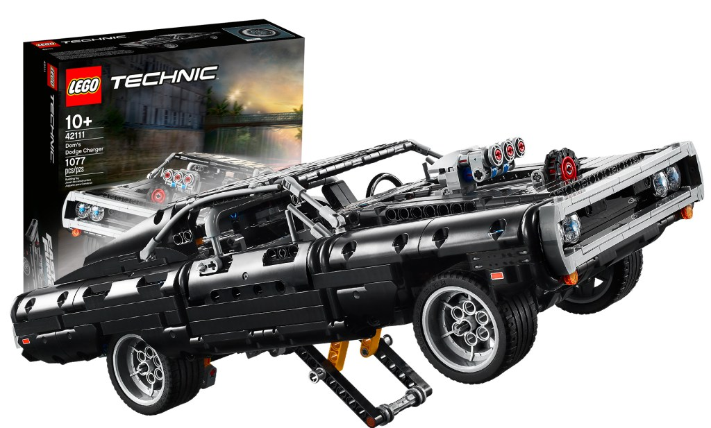 Dodge Charger R/T Lego