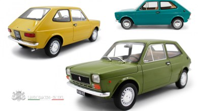 Photo de 1/18 : La Fiat 127 arrive chez LaudoRacing