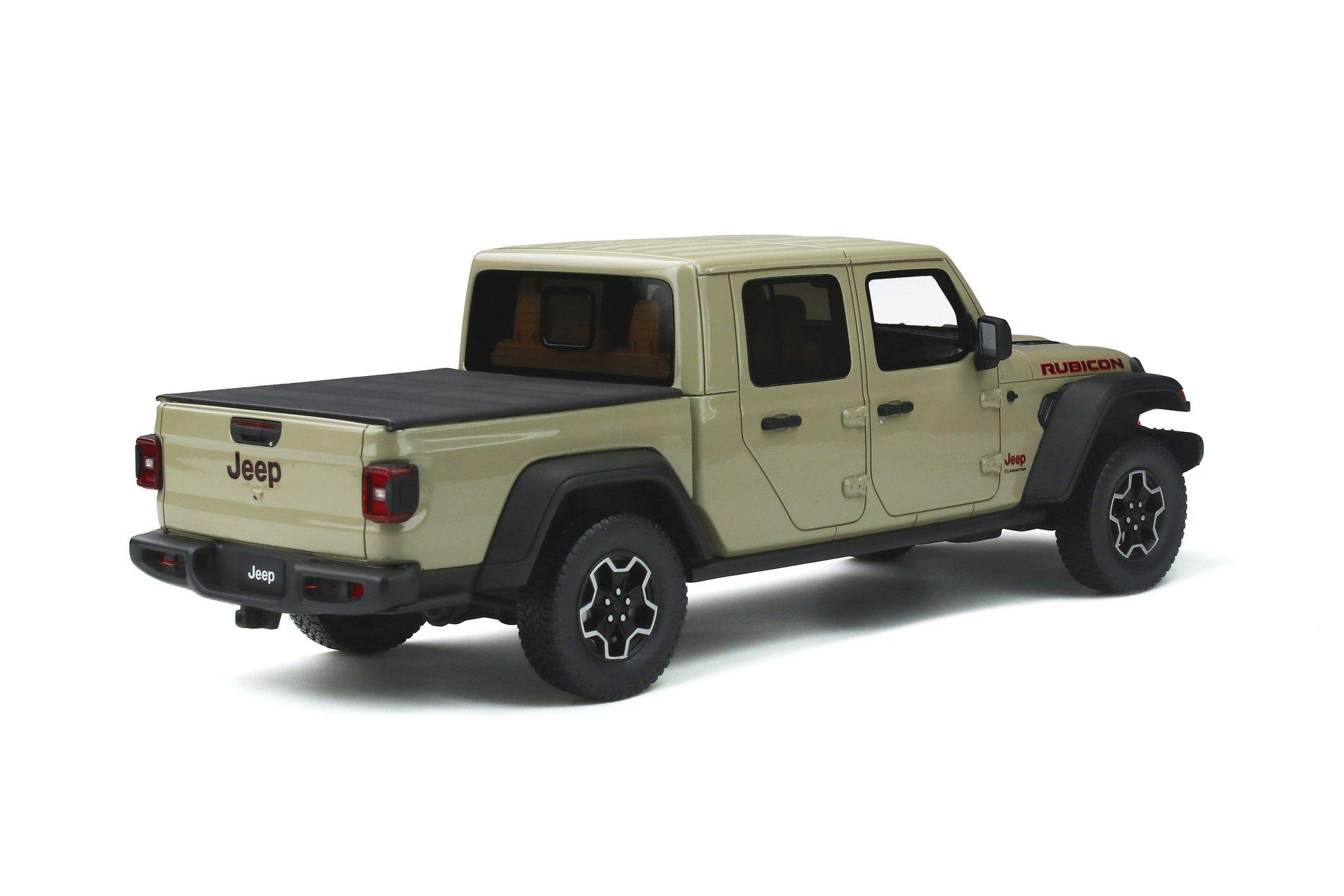 1/18 Jeep Gladiator Rubicon GT Spirit précommander