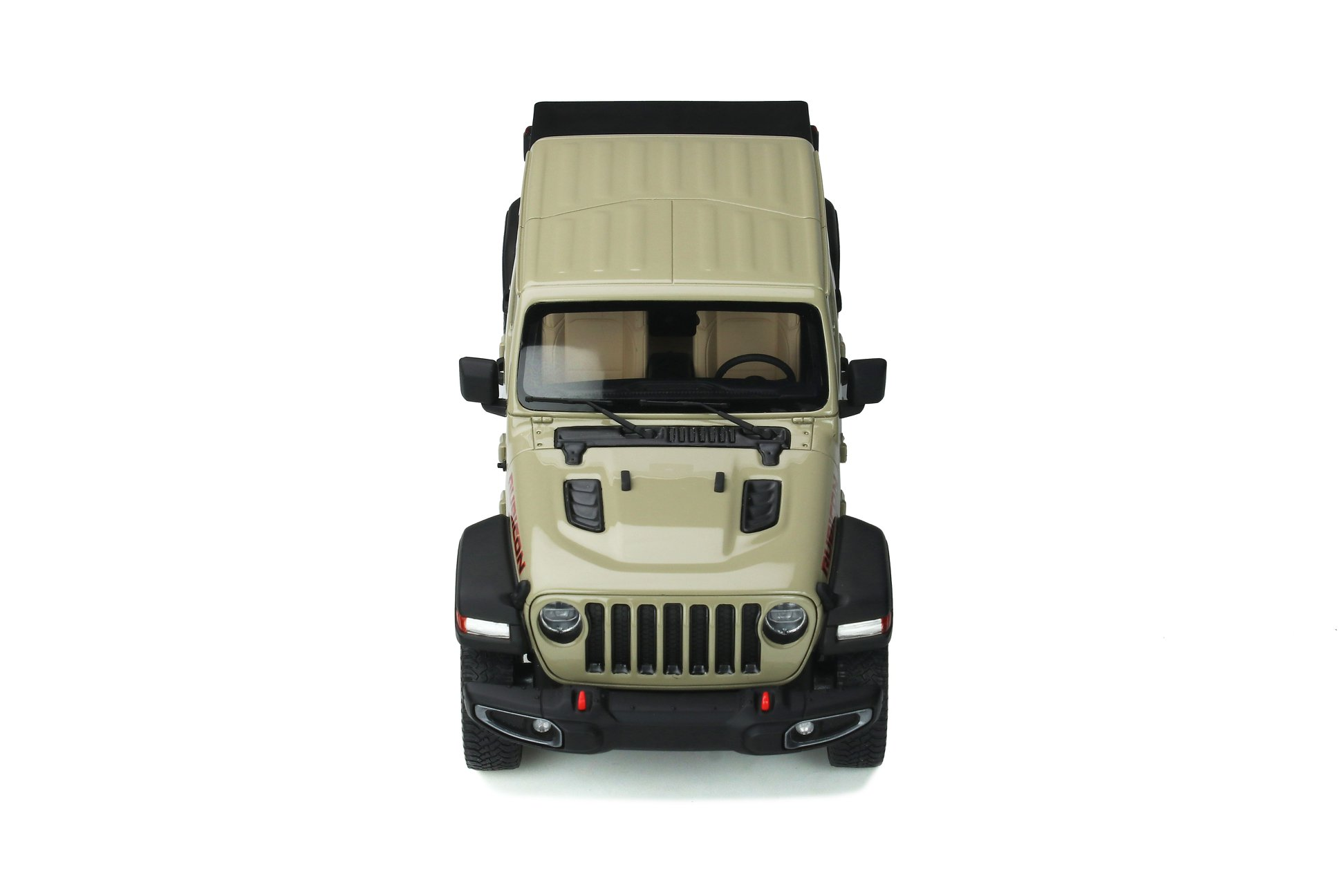 1/18 Jeep Gladiator Rubicon GT Spirit juillet 2020
