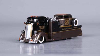 Photo of 1/64 : Maisto sort un nouveau set Elite Transport Hot Rod
