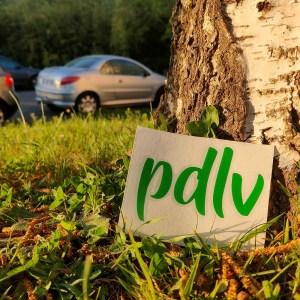 Sticker PDLV vert