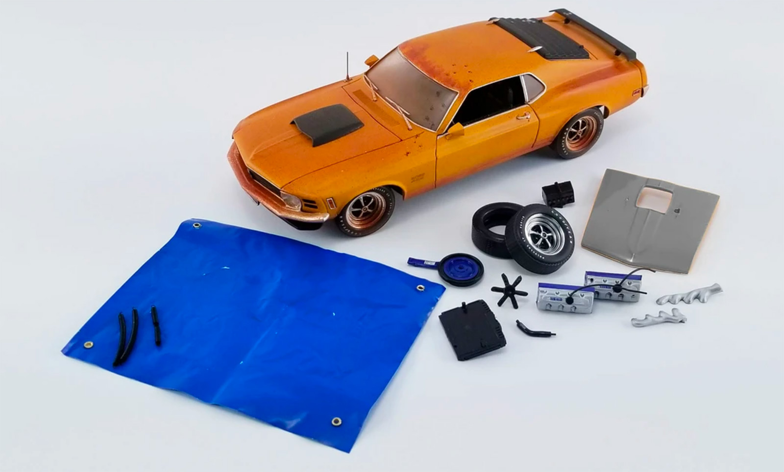 A1801838 Ford Mustang Boss 429