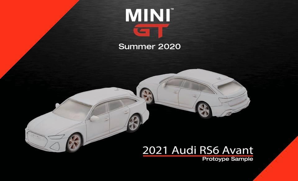 1/64 Audi RS 6 Avant 2020