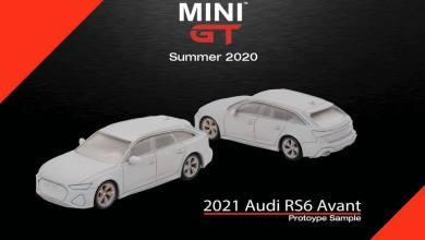 Photo of 1/64 : Mini GT prépare l'Audi RS 6 (C8)