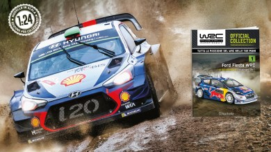 Photo de Hachette lancera-t-il sa collection WRC 1/24 en France ?