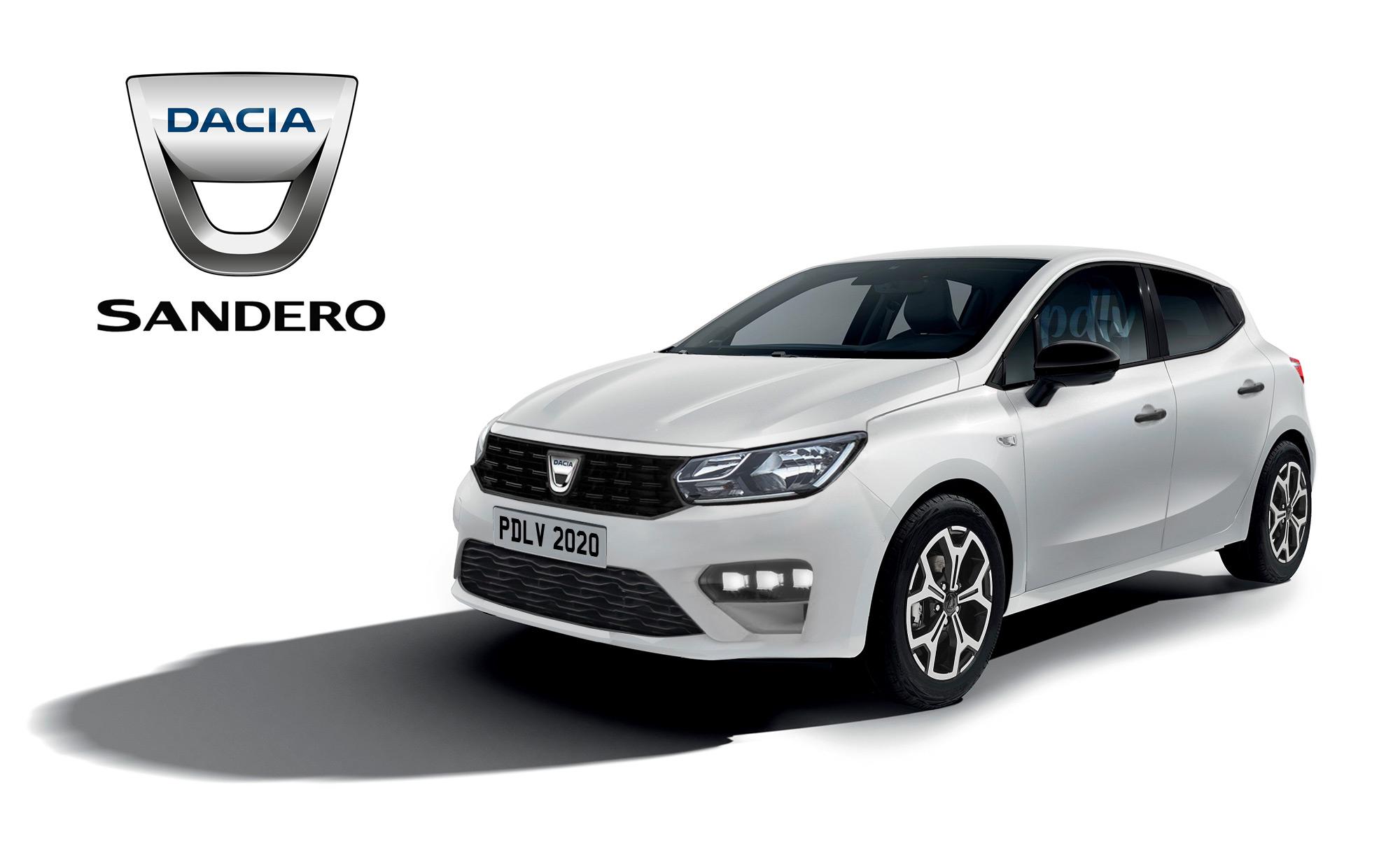 2020 Dacia Sandero 3