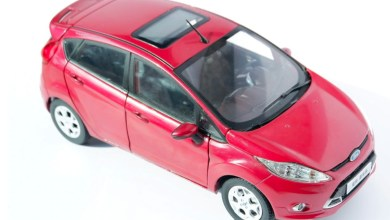 Photo of 1/18 : La Ford Fiesta Mk7 de Paudi à 47 € !