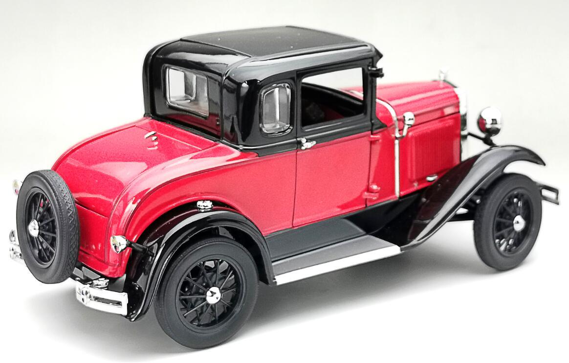 6137 Ford Model A SUNSTAR 1/18