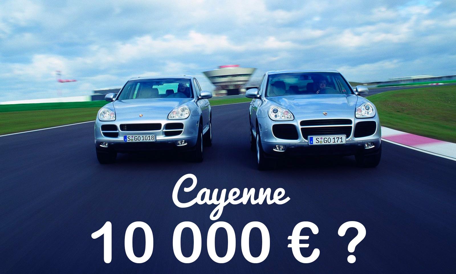 Guide d'achat Porsche Cayenne