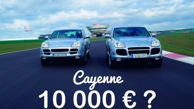 Photo of Guide d'achat : un Porsche Cayenne pour 10 000 € ?