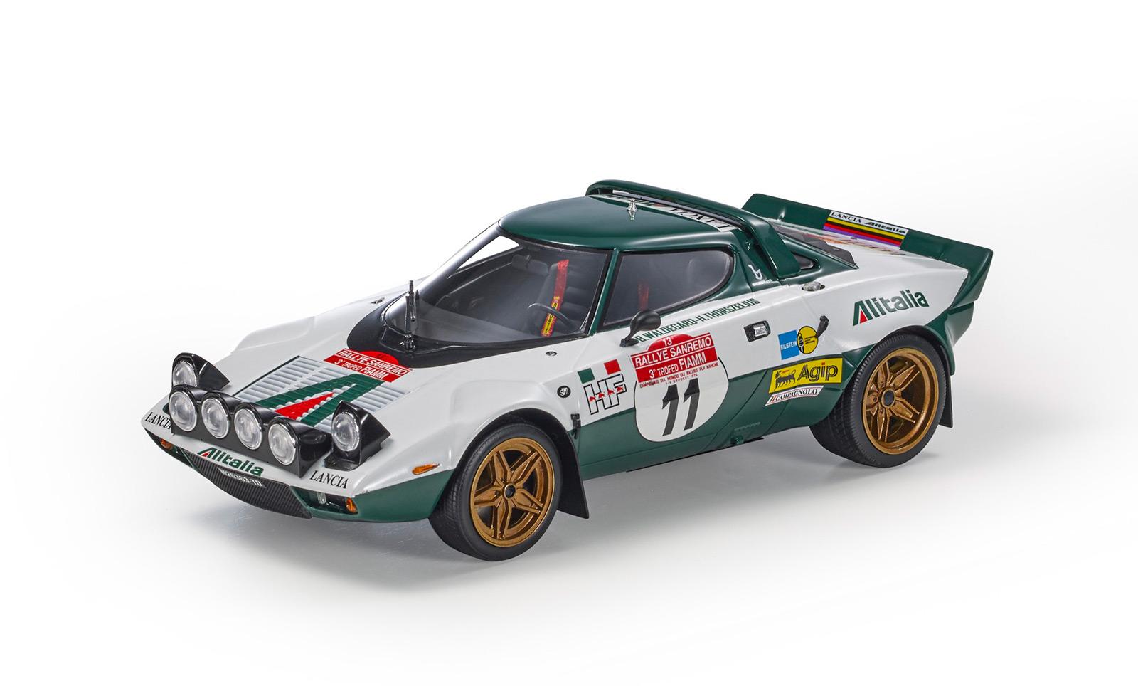 Lancia Stratos Top Marques 1/18