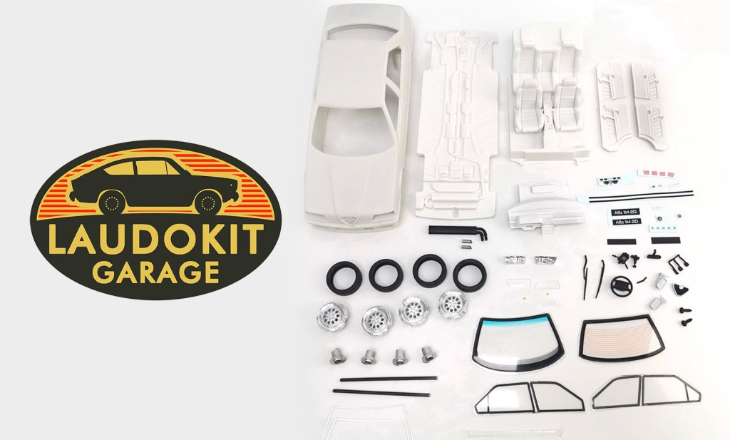 LaudoKit Garage par LaudoRacing Models