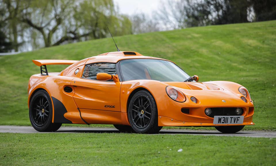 Lotus Exige S1 à vendre