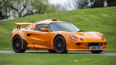 Photo de La toute première Lotus Exige est à vendre !