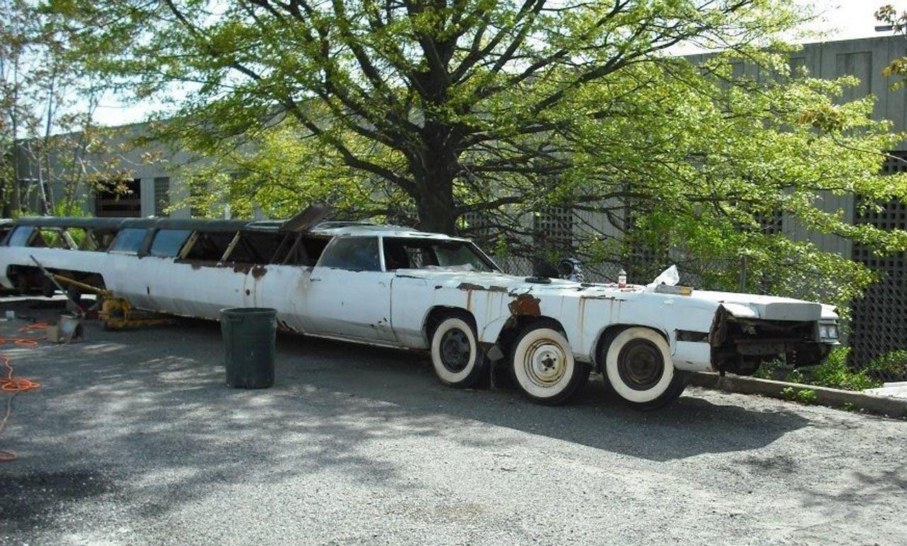 Plus longue limousine du monde