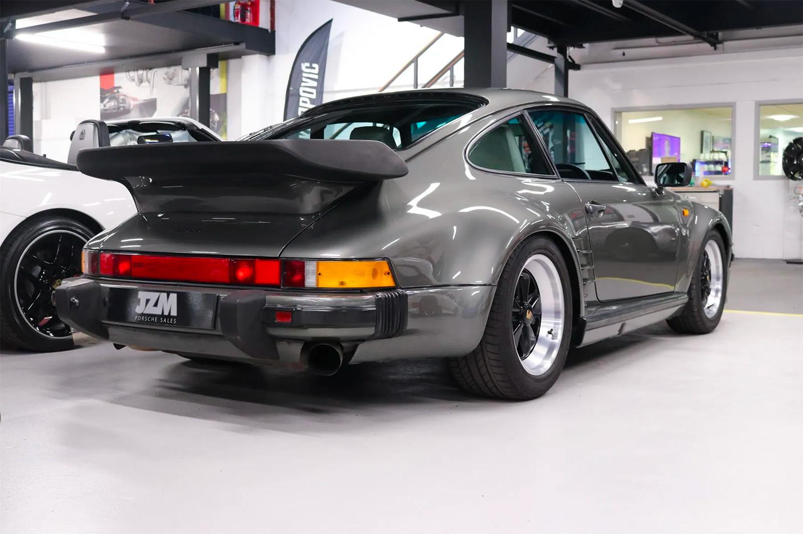 Porsche 911 Turbo SE Flat Nose