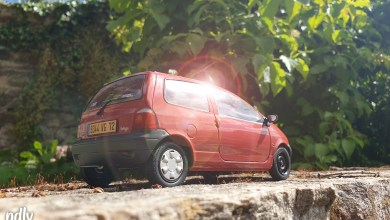 Photo of Revue : Renault Twingo 1 – Solido (S1804002)
