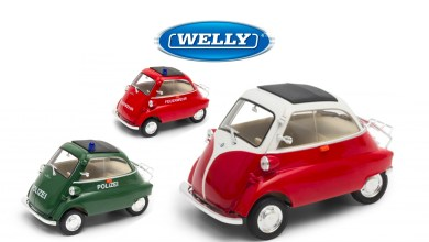 1/18 BMW Isetta Welly 24096