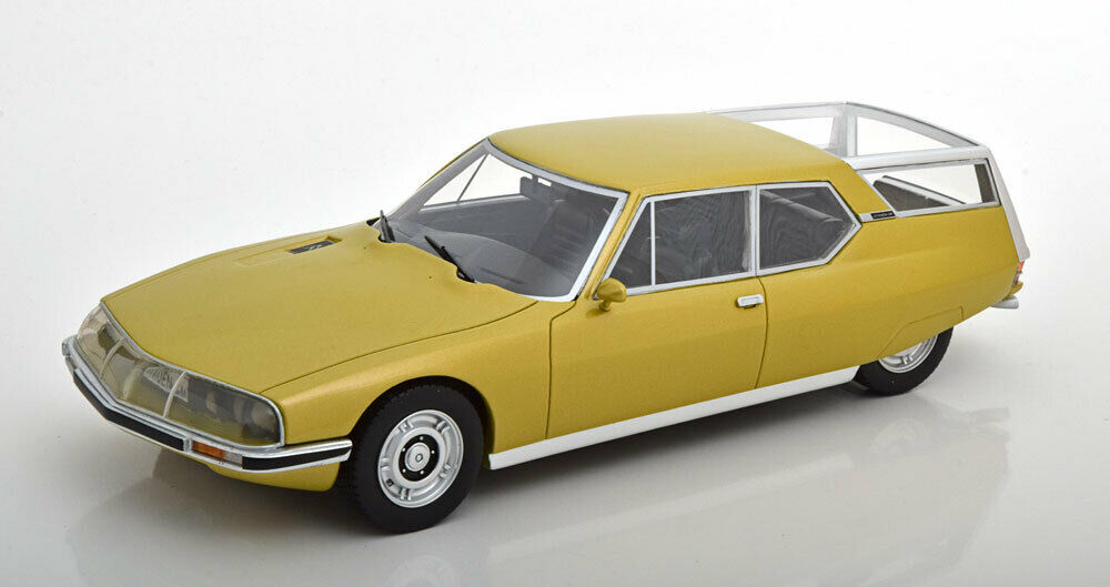 450021200 Citroën SM Shooting Brake Schuco 1/18