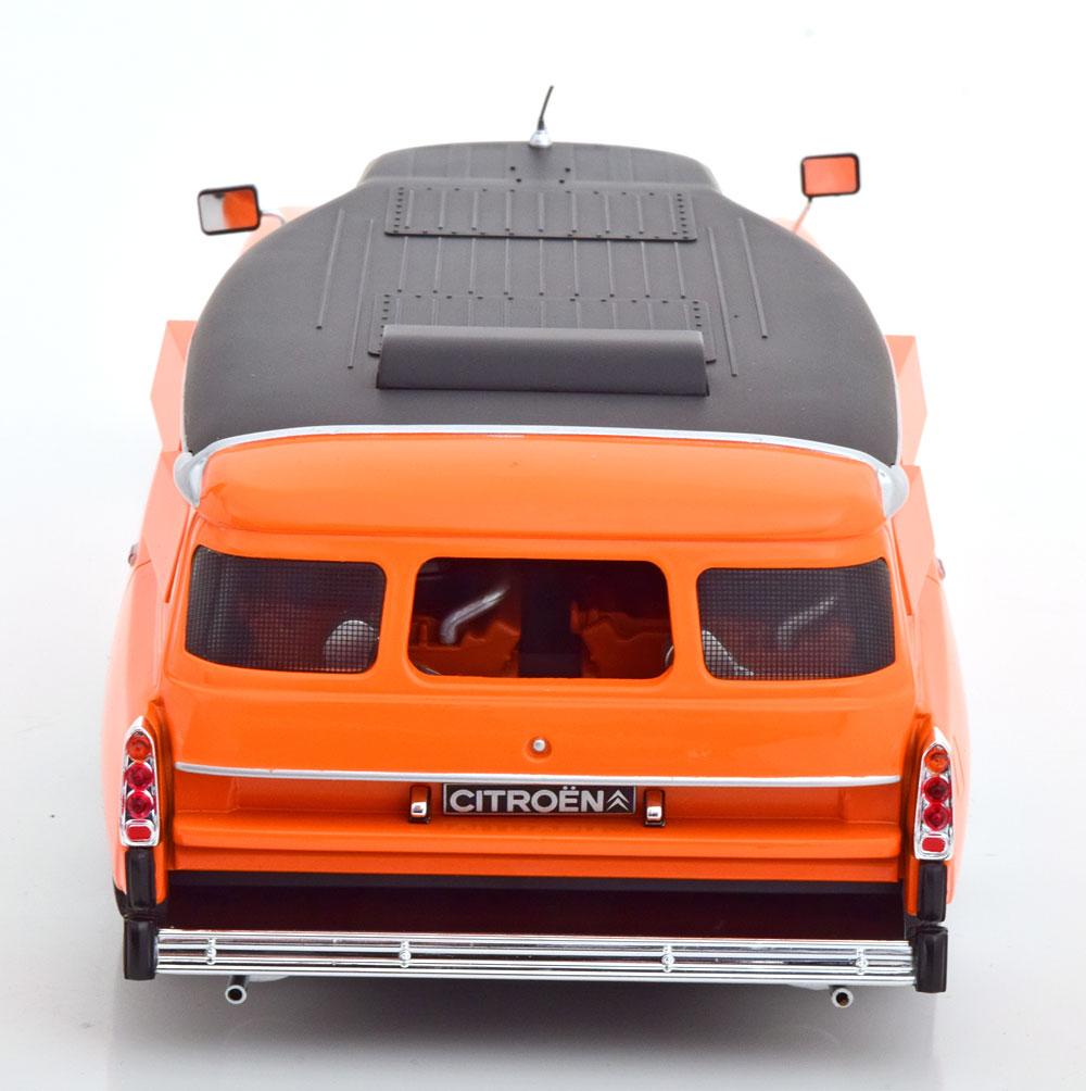 1/18 Citroën DS Mille Pattes Michelin