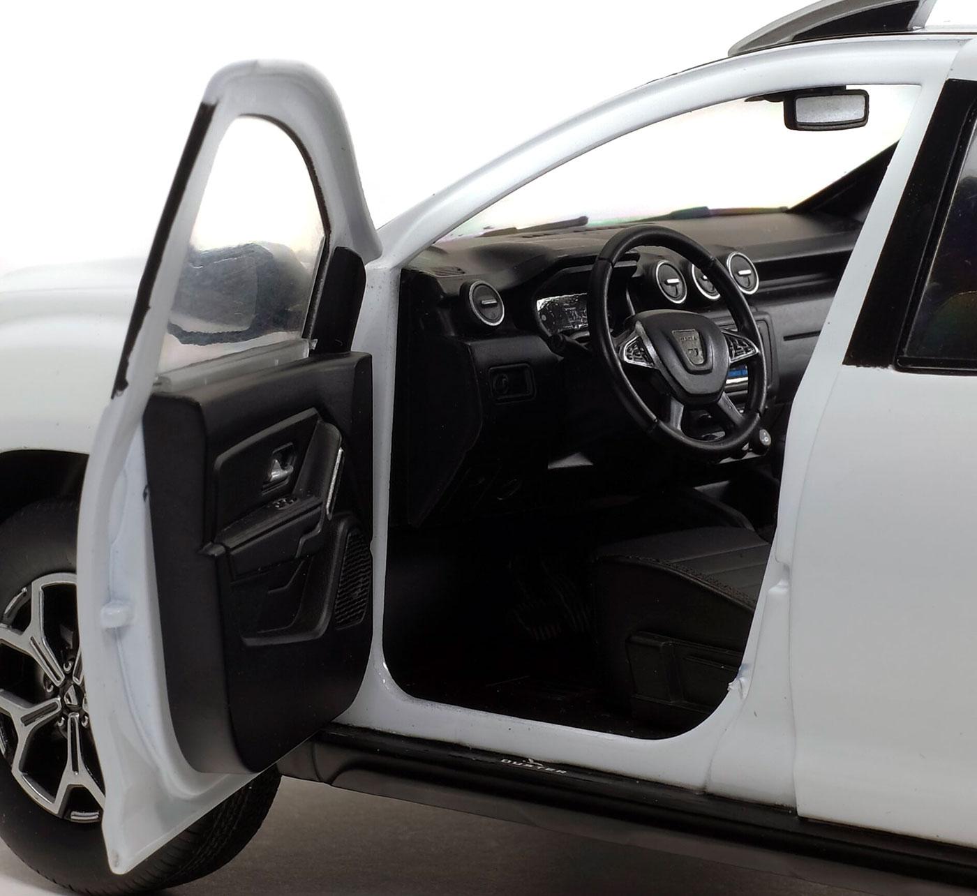 S1804602 Dacia Duster Solido 1/18
