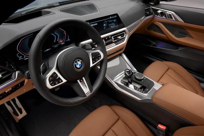 2020 BMW Série 4 (F30) intérieur