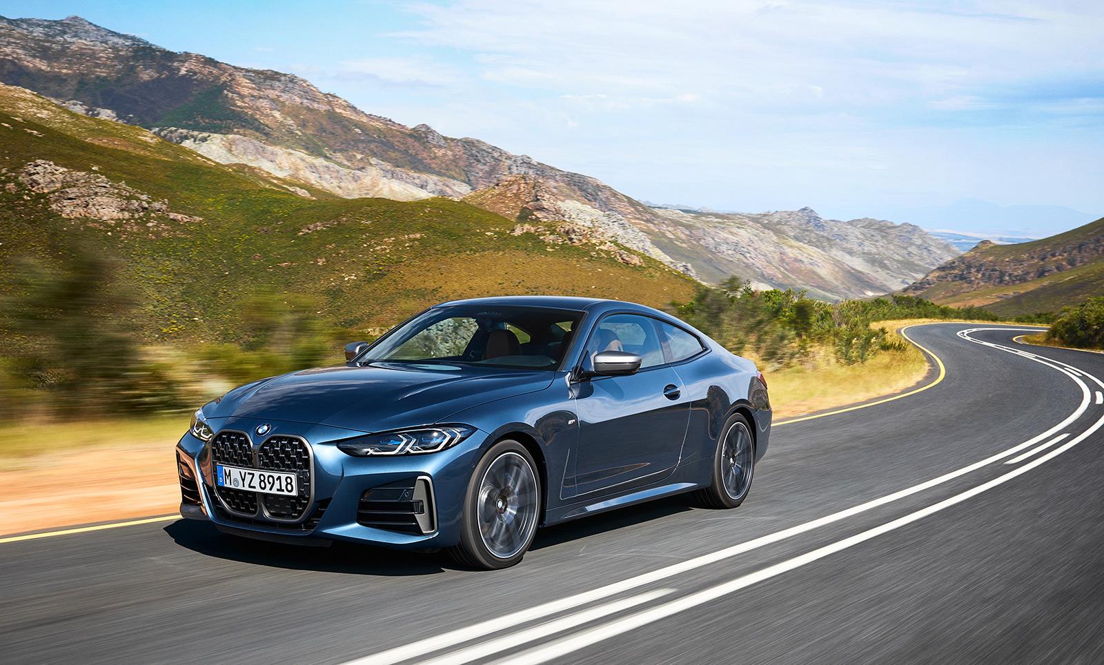 2020 BMW Série 4 (F30) design