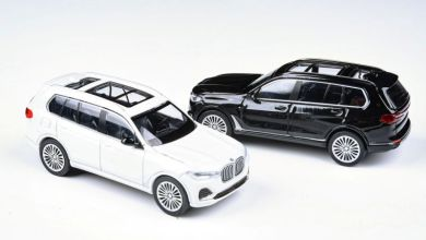 Photo of 1/64 : Paragon va sortir le BMW X7