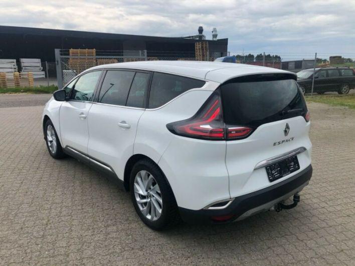 Renault Espace V arrière