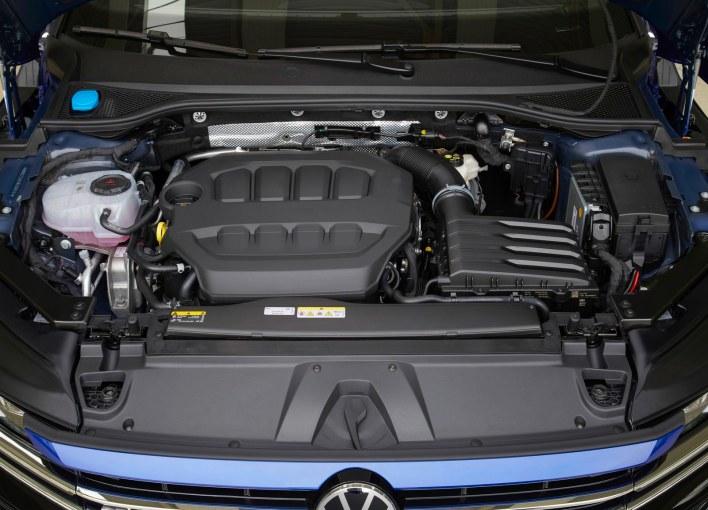 Volkswagen Arteon R moteur