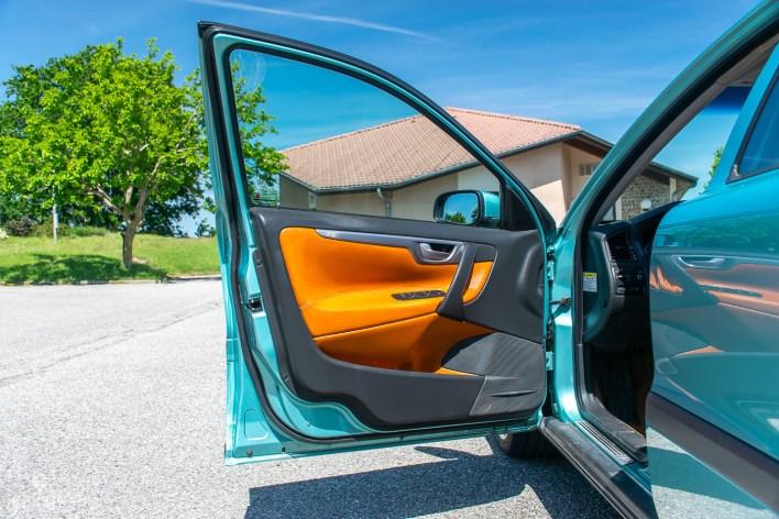Porte Volvo S60 R