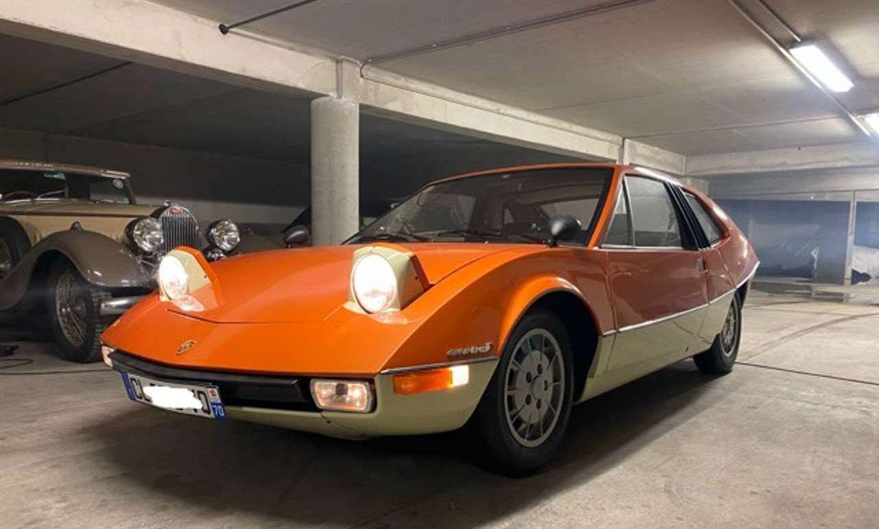 Porsche 914/6 Murène