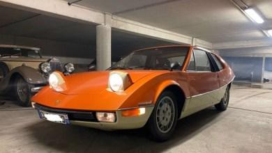 Photo de L'unique Porsche 914/6 Murène est à vendre !