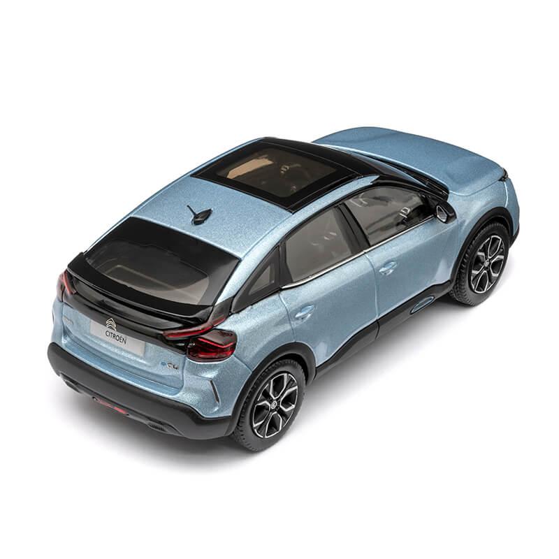 1/43 Citroën C4 2020 NOREV Bleu Iceland