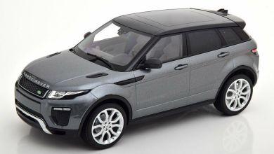 Photo de 1/18 : Le Range Rover Evoque de Kyosho a prix réduit
