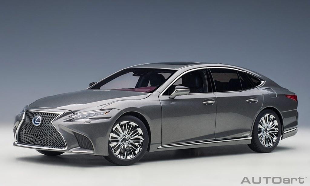 78867 Lexus LS500h AUTOart