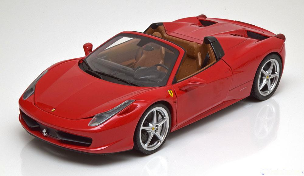 1/18 Ferrari 458 Spider Hot Wheels