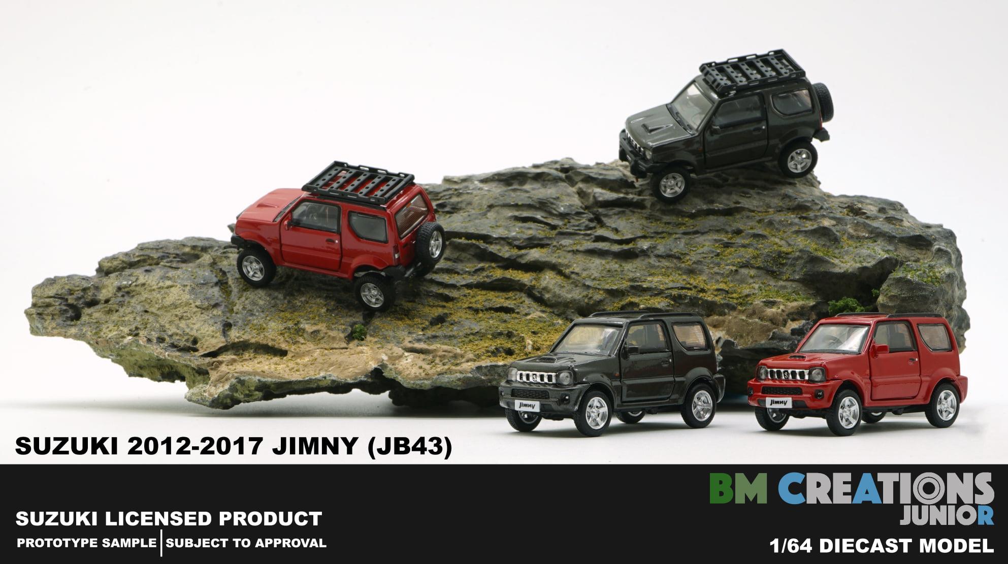 1/64 Suzuki Jimny 3