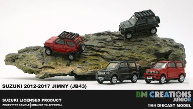 Photo of 1/64 : Le Suzuki Jimny 3 préparé par BM Creations