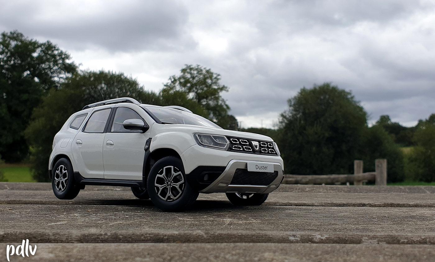 Dacia Duster Solido 2020