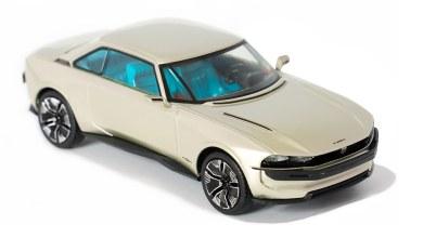 Photo de 1/43 : La Peugeot e-Legend Concept de VOXxi9 est imminente