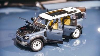 Photo de 1/18 : Le Land Rover Defender 2020 arrive chez Almost Real