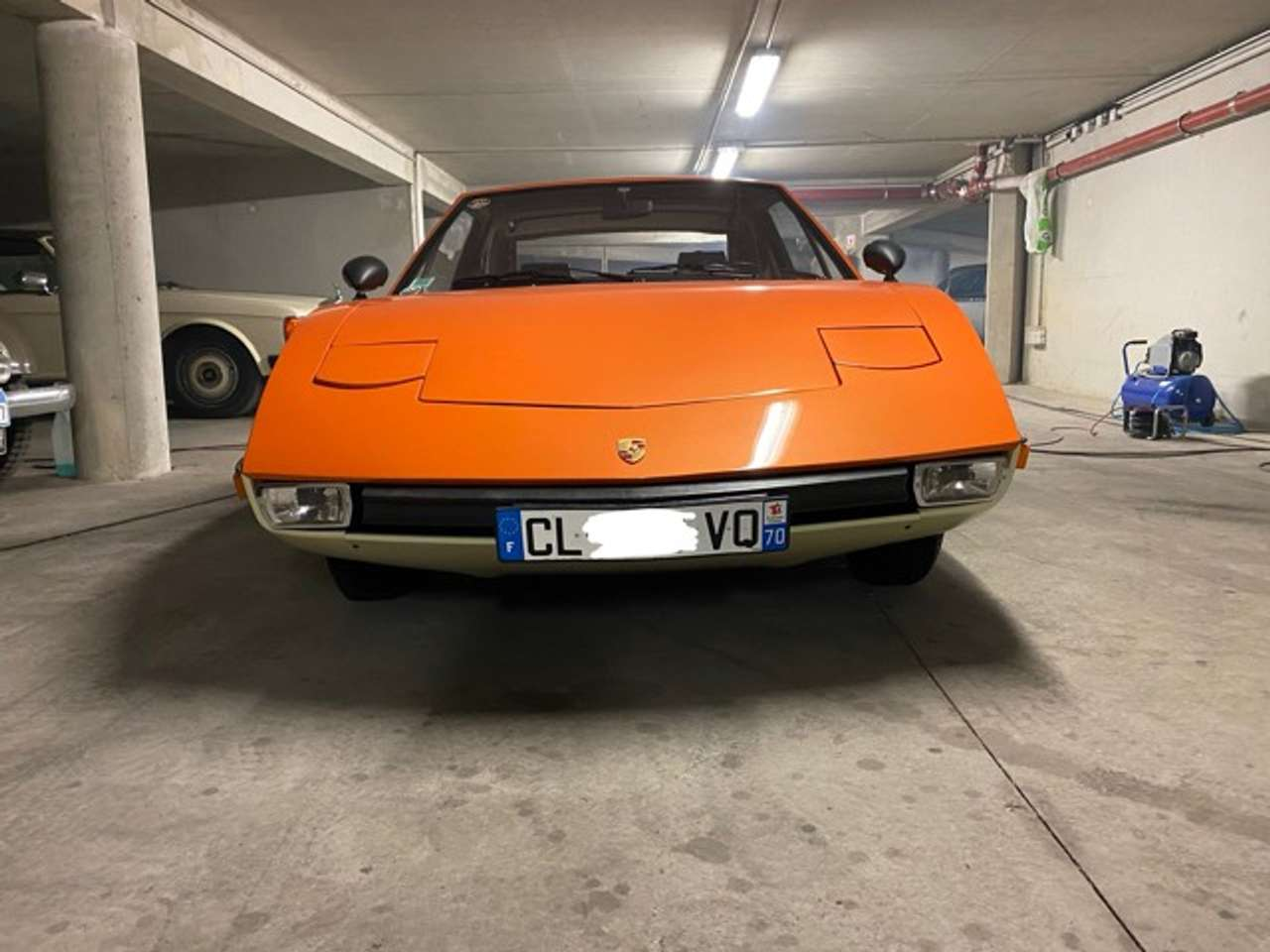 Prototype Porsche 914/6 Murène