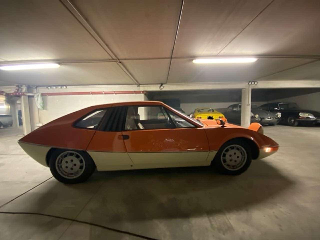 Porsche 914/6 Murène Heuliez