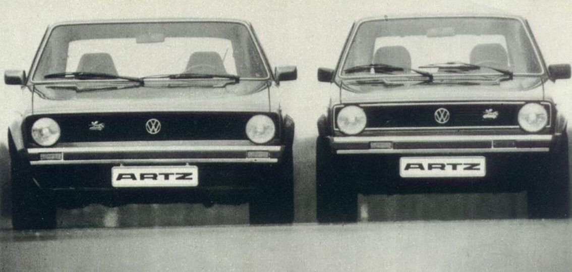 Volkswagen Golf Artz 1979
