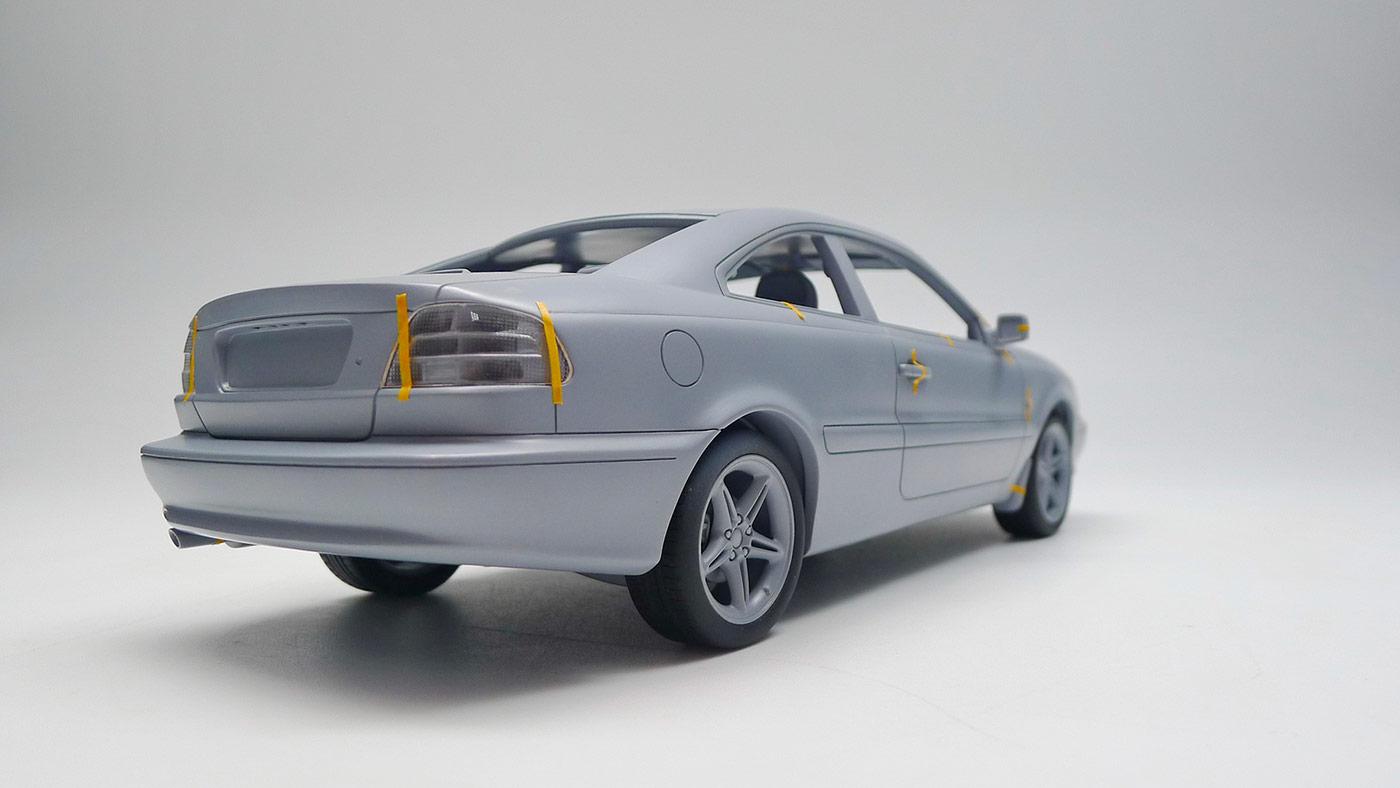DNA000066 Volvo C70 coupé DNA
