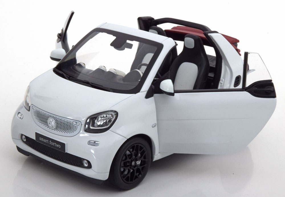 1/18 Smart Fortwo Norev