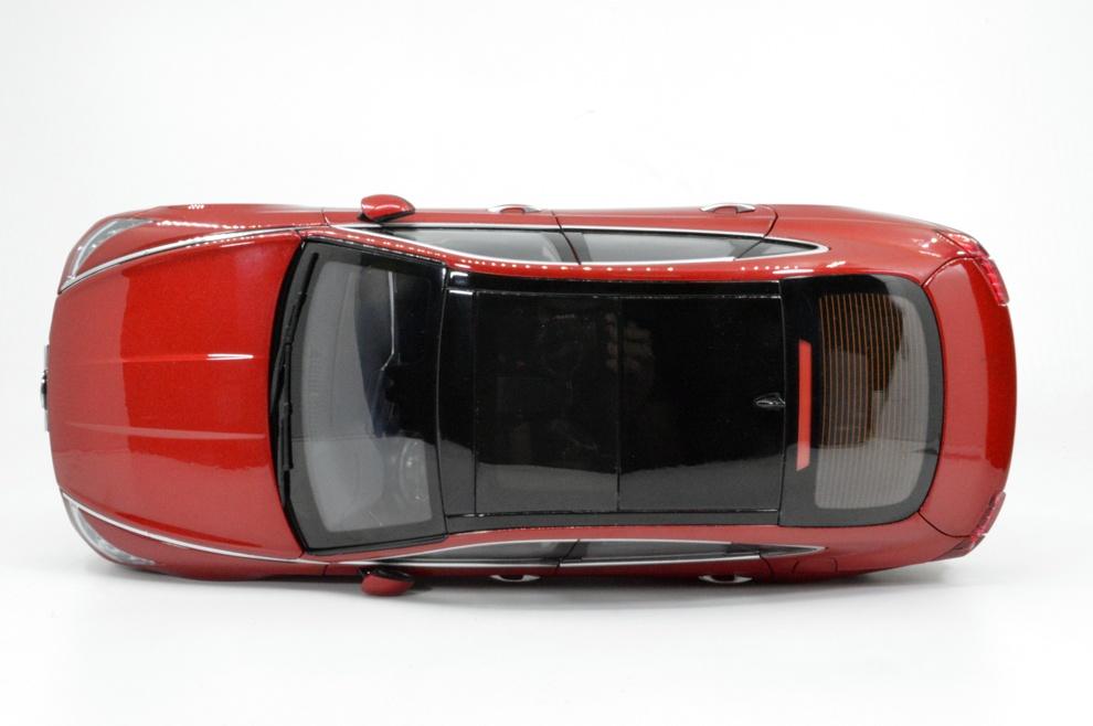 1/18 Hyundai Sonata Paudi toit